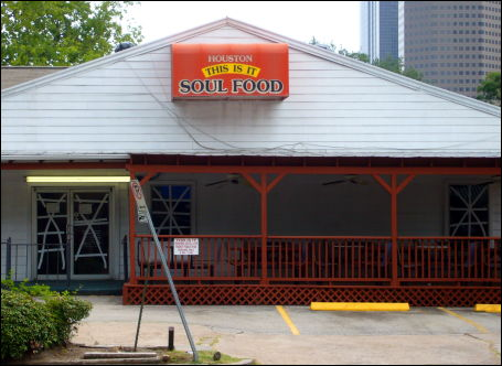 This Is It Soul Food Restaurant Houston Texas
